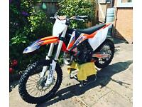 2016 ktm 150 sx **MUST SEE** **LOW HOURS**