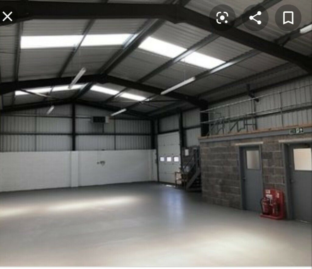 Workshop/warehouse/storage Units To Let