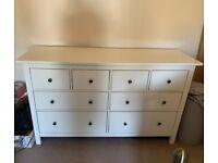 IKEA Hemnes Chest of drawers 160x96 cn