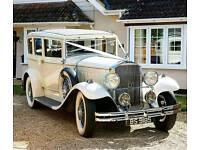 Wedding Car Hire in Essex by Arrow Vintage Cars