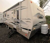 2008 Fleetwood Wilderness 250RLS