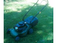 Compact, Lightweight and Nippy Petrol Mower