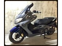 Yamaha 500cc TMax 2002 - Very reliable workhorse!