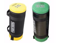 Power Bag Core Fitness Exercise Training MMA Crossfit Boxing FILLED Core Bag Brand NEW!! UKFit
