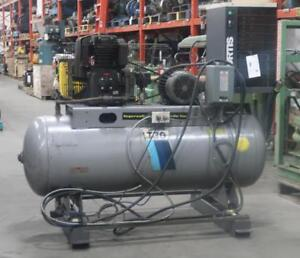 INGERSOLL RAND Air Compressor W/ Curtis Air Dryer