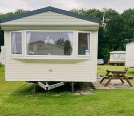 Caravan Hire @ Cresswell towers Northumberland.