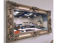 Brand New CAMERON Large Mirror - ONLY £249! 90 cm by 170 cm. Viewing Available