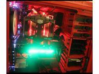 Gaming pc /i7 6700k/msi z170 m7/ palit gtx 1080