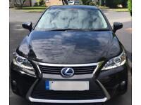Lexus ct200h 2015 advance black FLSH MOT Apr 2019 Lexus Warranty Aug 2019 Just serviced
