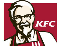 KFC- Team required for new store opening in Mapperley, Nottingham