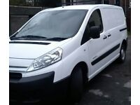 59 Citroen dispatch full service history long mot milage in kilometers very very clean may take px