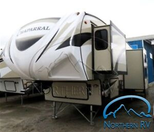 2017 Forest River CHAPARRAL 360IBL
