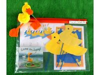 Maths is Fun Brand New Duck Activity Pack
