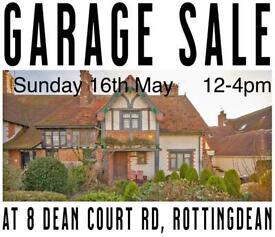 Garage sale continues!