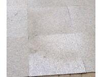 Heavy duty carpet tiles