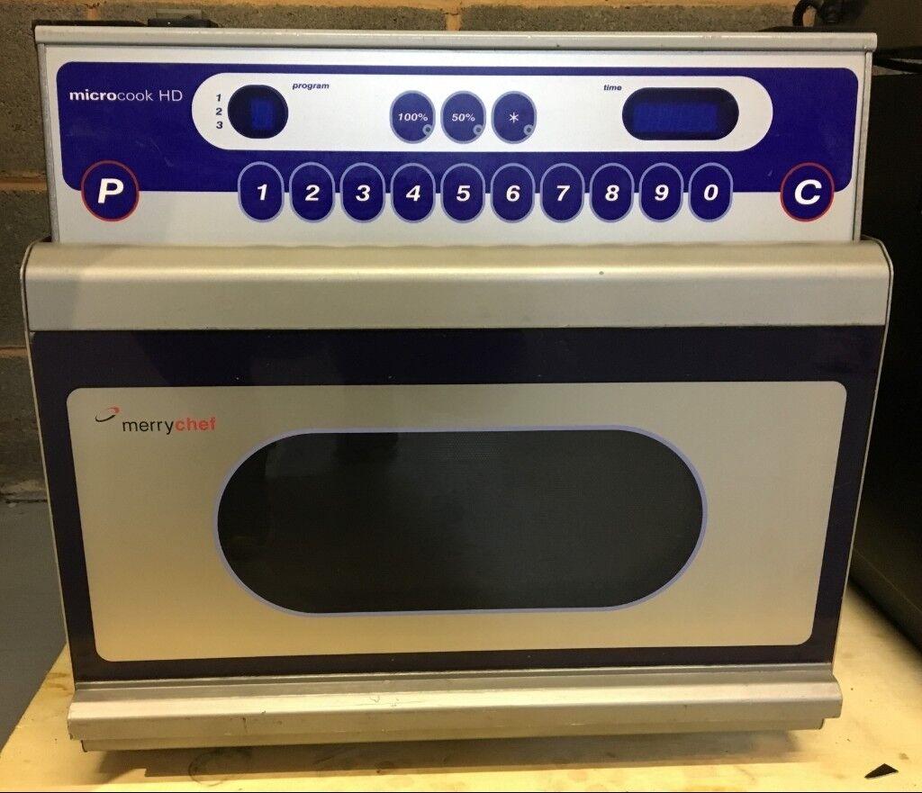 Used Merry Chef Commercial Microwave - Error Messgae - Spare Or Repair | in  Erdington, West Midlands | Gumtree