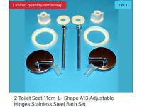 toilet seat fittings