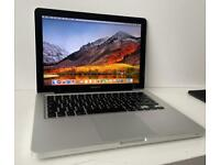 """MacBook Pro 13"""" 275GB SSD 8GB RAM 2010"""