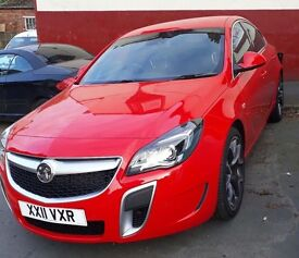 2017 Vauxhall Insignia 2.8T V6 4x4 VXR Supersport petrol - loads of extra's, only done 378miles