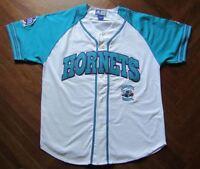 Bogues Charlotte Hornets Nba Jersey Trikot Canotta Maglia Basket Shirt Starter -  - ebay.it