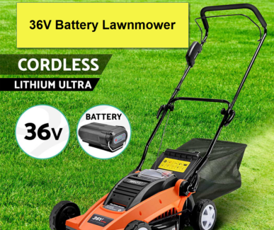 Lawn Mower Portable Cordless Electric Lawnmower Free Delivery