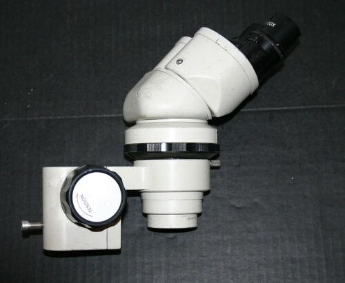 Nikon SMZ-2 Stereozoom Microscope 8-40X with Focus Rack