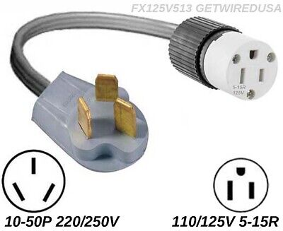 Gas Range Adapter Converter Kitchen Appliance Electric To Gas Conversion Plug