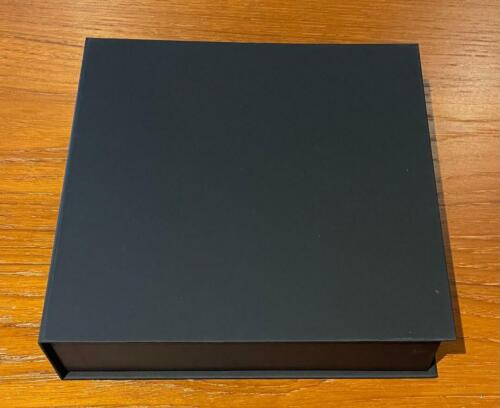 New Re-Designed American Express Black Centurion Amex Card Prada Delivery Box