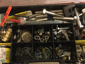 Stainless steel Bolts, Nuts, Washes, anchors, Plumbing parts