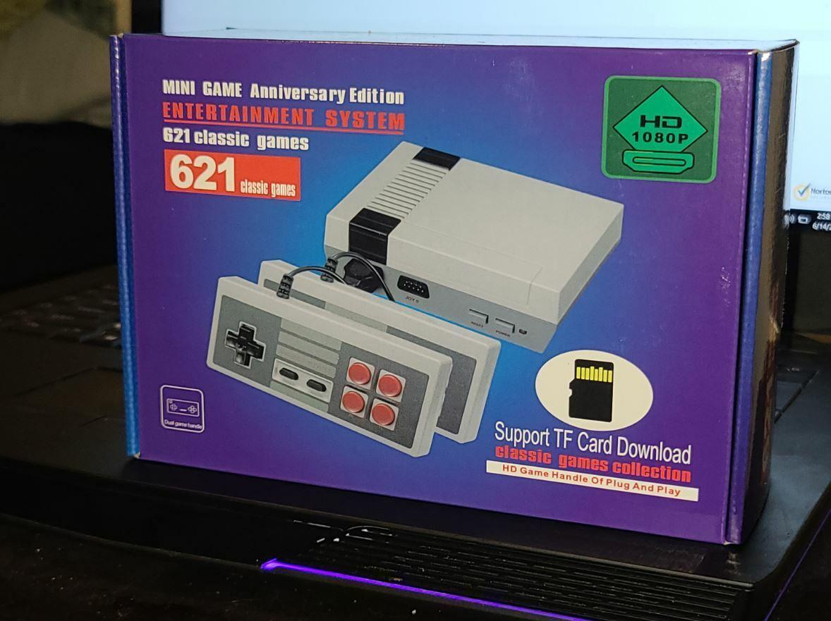 Hdmi Mini Retro Coolbaby Edition nes Console 621 Built in Classic Games