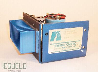 5v Power Supply Standard Sps-40-5 115-v 230-v 47-440-hz In 5-vdc 5-amp Out