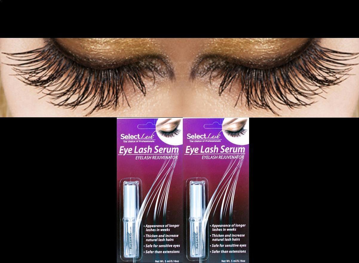 15 Select Lash Growth Serum Longer Thicker Eyelashes Lashes In Weeks Rapid Renew