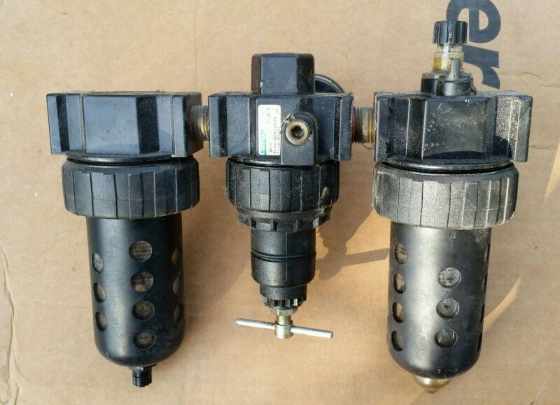 Speedaire Combination Units Air Line Filters 3JV10