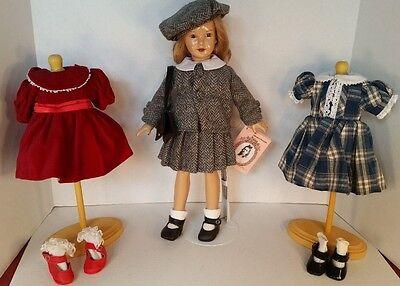 """REDUCED! Effanbee Doll Company """"Cindy"""" Doll (The Modern Cinderella)"""