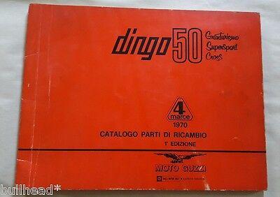 Moto Guzzi Dingo Ritzel Z 10 pignone sprocket