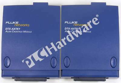 Fluke Dtx-axtk1 Alien Crosstalk Module Set For Dtx-1800