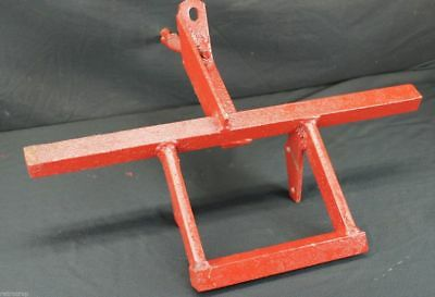 Double Tool Bar Frame Ih International Harvester 184 Runner Planter Unit Farmall