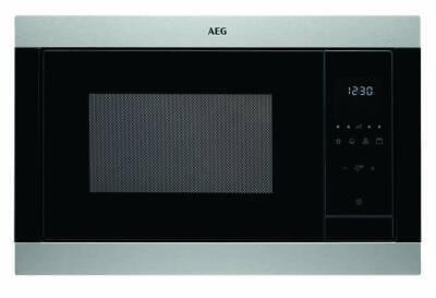 AEG MSB2547D-M 60cm Einbau Mikrowelle 900W Touch-Bedienung Grillfunktion 1000 W