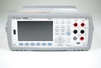 Keysight Used 34460a Digital Multimeter 6 12 Digit Basic Truevolt Dmm