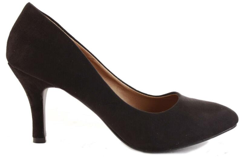 black court shoes size 5 ebay