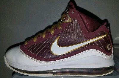 d6844521563 Extremely Rare Men z Size 7 Nike Lebron VII 7 CTK Christ the King 375664