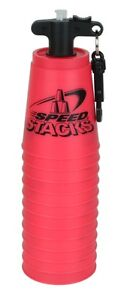 New Gen Speed Stacks Set - Neon Pink -- NEU -- Sport Stacking  Speed Stacking