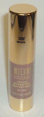 Milani Mineralien Mousse Make-Up Mocha 308