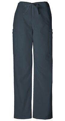 Cherokee Workwear Scrubs Men's Cargo Scrub Pants 4000 Pewter