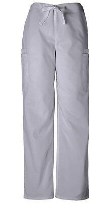 Cherokee Workwear Scrubs Men's Cargo Scrub Pants 4000 Grey