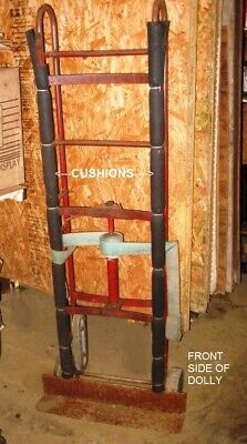 Heavy Duty Appliance Refrigerator Moving Hand Truck Dolly Cart ---price Reduced-