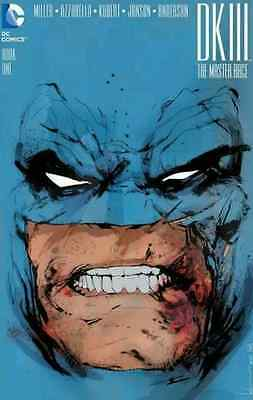Dark Knight Iii The Master Race 1 Dc Uk Exclusive Color Variant By Jock Nm