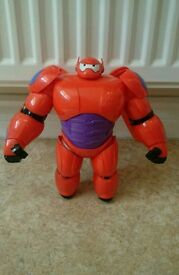 DISNEY BAYMAX ACTION FIGURE