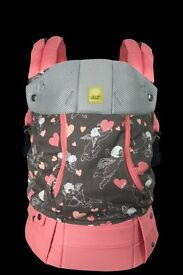 NEW Lillebaby Complete Baby Carrier/Sling Suitable from Newborn-4years! Amore Pretty Print RRP £120