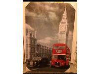 Large London canvas